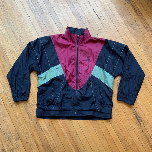 Sergio Tacchini Color Block Windbreaker