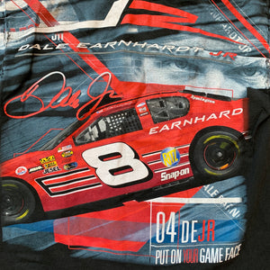 "NASCAR Dale Jr. ""Put Your Game Face On"" T-Shirt"