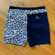 Load image into Gallery viewer, Passager Fun Wear Print Block Swim Trunks