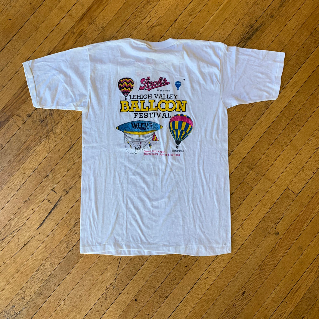 Lehigh Valley 1984 Balloon Festival Single Stitch T-Shirt