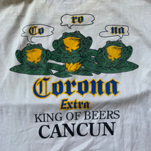 Load image into Gallery viewer, Corona King of Beers Frog T-Shirt