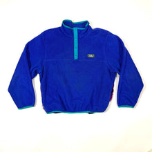 Load image into Gallery viewer, L.L. Bean Solid Pullover Fleece