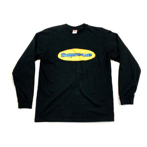 CONSIGN AS 21 : SUPREME RIPPLE LS T-SHIRT
