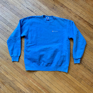 Champion Made In USA Solid Crewneck