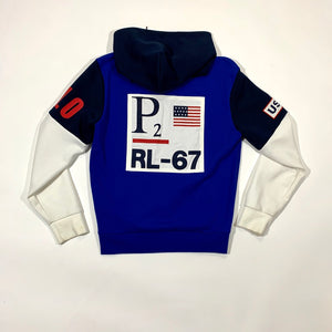 Polo RL CP-93 Double-Knit Hoodie