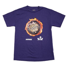 Load image into Gallery viewer, Bronze Jam SS T-Shirt Purple