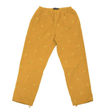 Load image into Gallery viewer, All Over B Logo Cords Pants Mustard