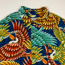 Load image into Gallery viewer, Bayou Wear New Orleans Pelican Print Button Down