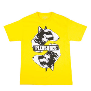 Bark T-Shirt / Yellow