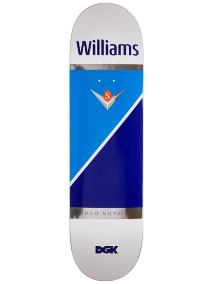 DGK Ashes Williams Deck 8.38
