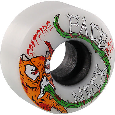 Spitfire 80HD Classic 54mm Wheels Neon Yellow