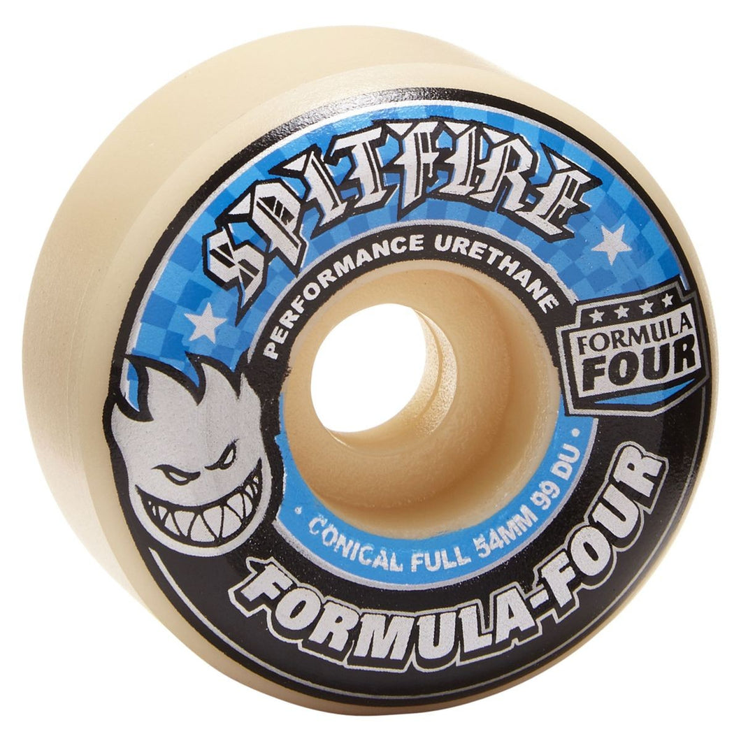 Spitfire Formula Four 99a 53mm Conical Full Wheels
