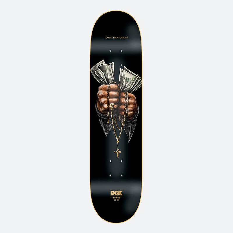 DGK Shanahan Faith Deck 8