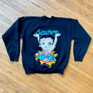 Betty Boop Breakthrough Crewneck