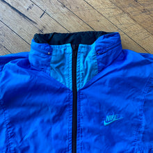Load image into Gallery viewer, Nike Grey Tag Color Block Windbreaker