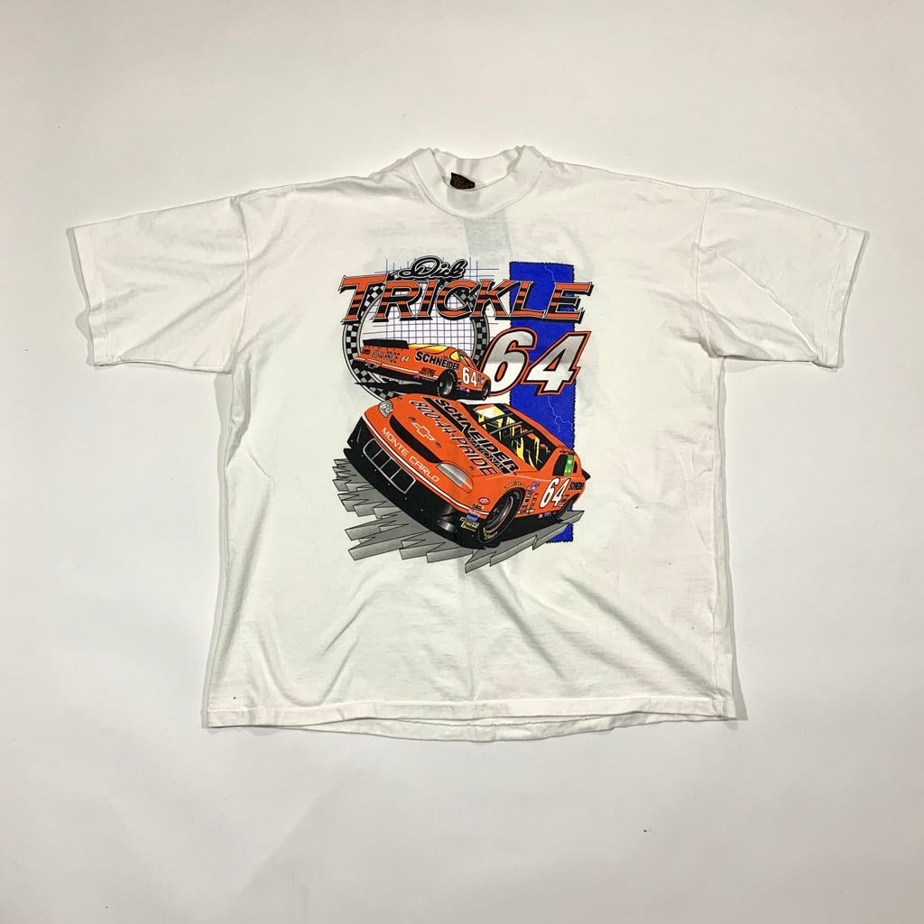NASCAR Dick Trickle Single Stitch T-Shirt