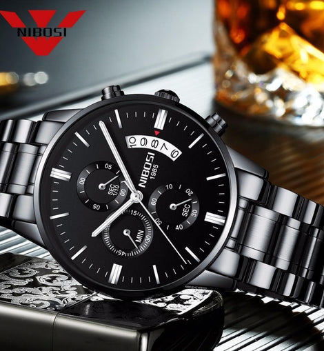MEN'S BUSINESS WATCH - YULALI