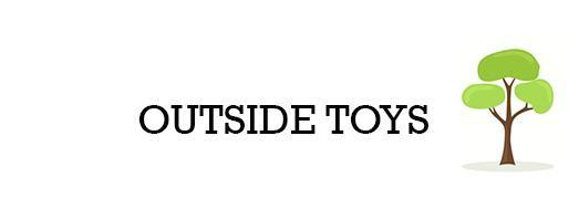 OUTSIDE GAMES and TOYS