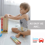 As easy as ABC ... Learning through play.