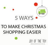 MAKE CHRISTMAS SHOPPING EASIER