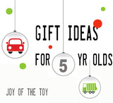 Gift ideas for a 5 yr old  | Lucas loves cars