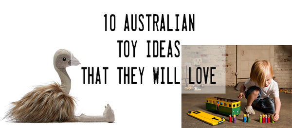 Australian gift ideas for kids | Lucas loves cars