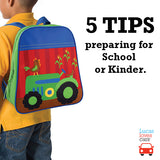 5 Tips for preparing for School or Kinder.