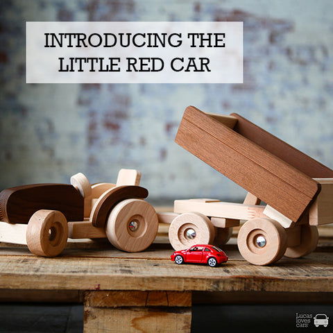 Lucas loves cars | Gfts and toys for boys