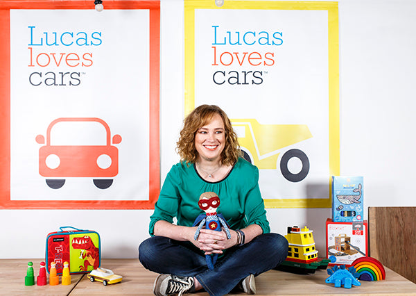 Helle Warming Owner Small business  | Lucas loves cars | Australia Post