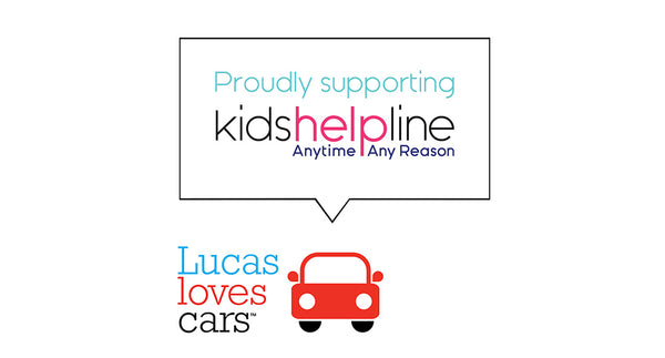 Supporting Kids Helpline |  Lucas loves cars