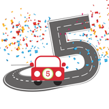 Lucas Loves Cars turns 5 – what a ride it's been!