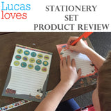 Product Review Stationery set