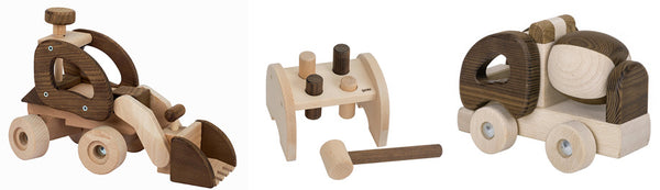 Why We Love Wooden Toys At Lucas Loves Cars