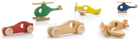 Milton AShby wooden toys | Lucas loves cars