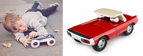 PLayforever Fathers day gift ideas - Lucas loves cars