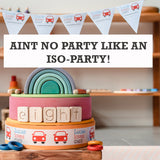 Aint no party like an ISO party!