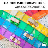 Cardboard Creations with CardboardFolk