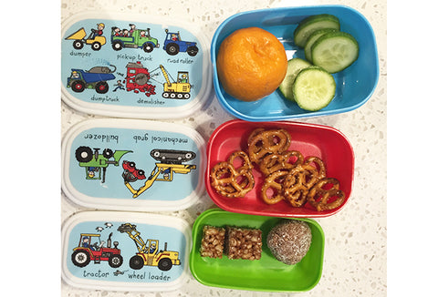 Healthy eating kids portions