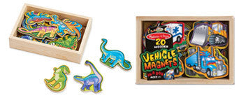 Play ideas magnets | Lucas loves cars