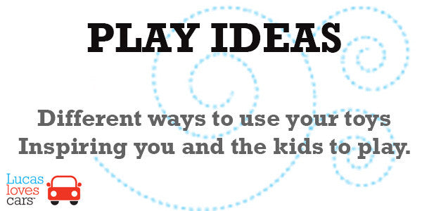 Play ideas Inspiring kids