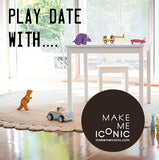 Make me Iconic Playdate