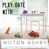 Playdate with Milton Ashby | Lucas loves cars