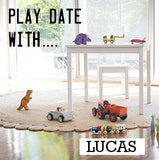 PLAY DATE with.... Lucas