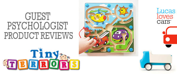 Educational toys wooden fun | Lucas loves cars tiny terrors
