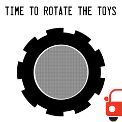 rotate your toys | Lucas loves cars