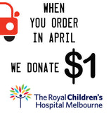 GIVING TO THE RCH - Good Friday Appeal