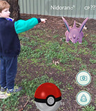 Pokemon with your kids