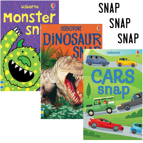 snap cards | Lucas loves cars