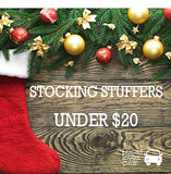 STOCKING STUFFERS - UNDER $20
