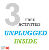 Unplugged - free inside activities